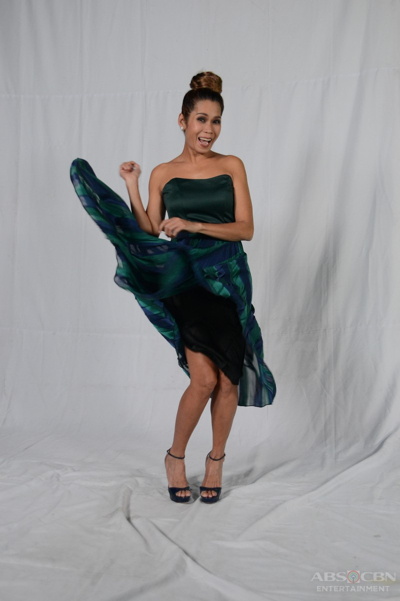 PICTORIAL PHOTOS: I CANdidate Pokwang