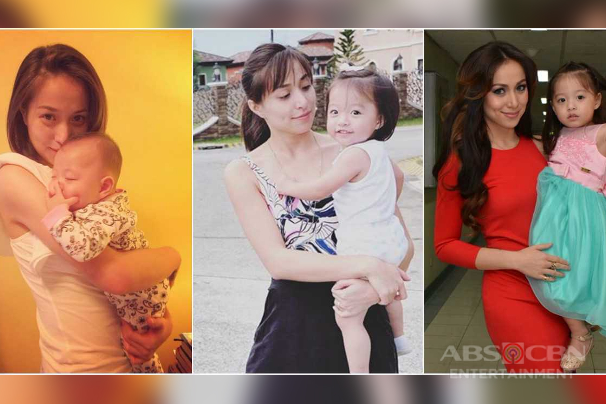30 Photos Of Cristine and Amarah That Perfectly Showed A Mother's Love