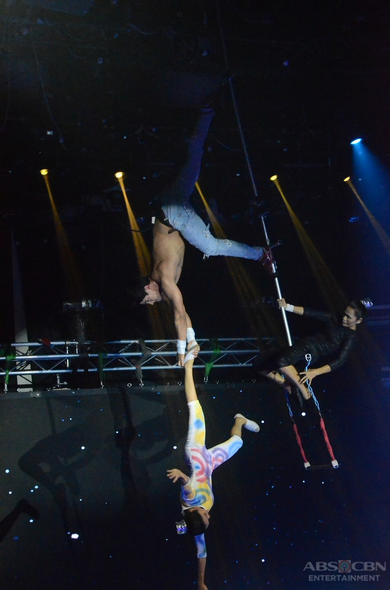 I Can Do That The Battle For Greatness: Daniel Matsunagas' Aerial Pole Act