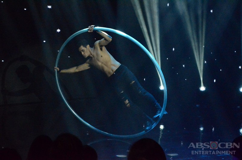 I Can Do That The Battle For Greatness: Gab Valenciano's Ring Man Act