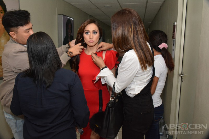 BACKSTAGE PHOTOS: The Battle For Greatness: I Can Do That Grand Finals