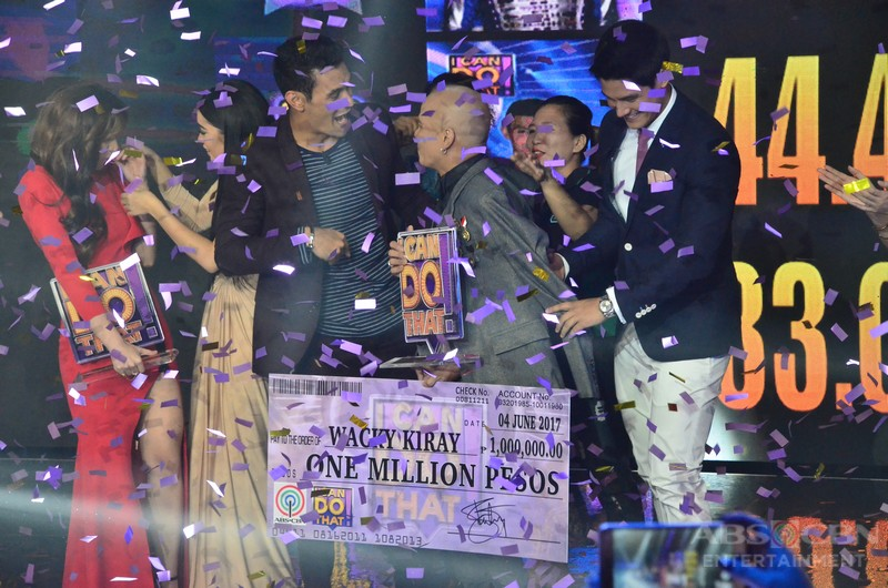 PHOTOS: I Can Do That The Battle For Greatness: Results Night