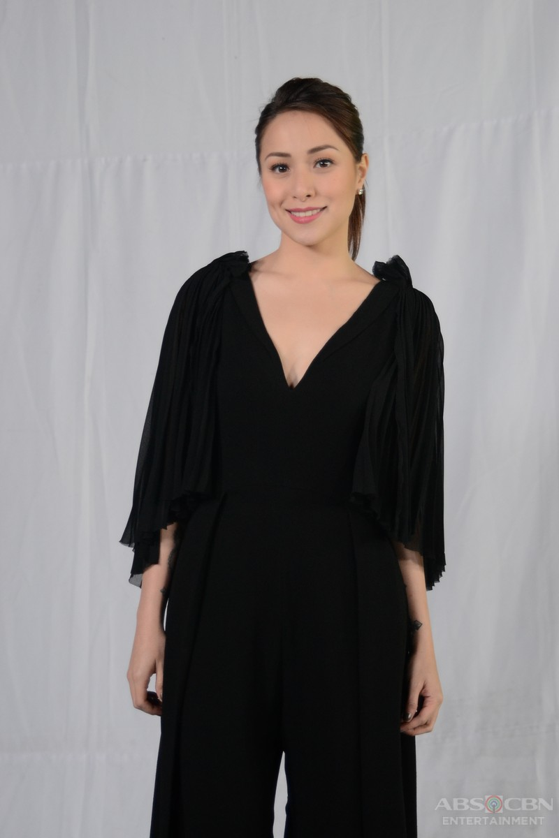 PICTORIAL PHOTOS: I CANdidate Cristine Reyes