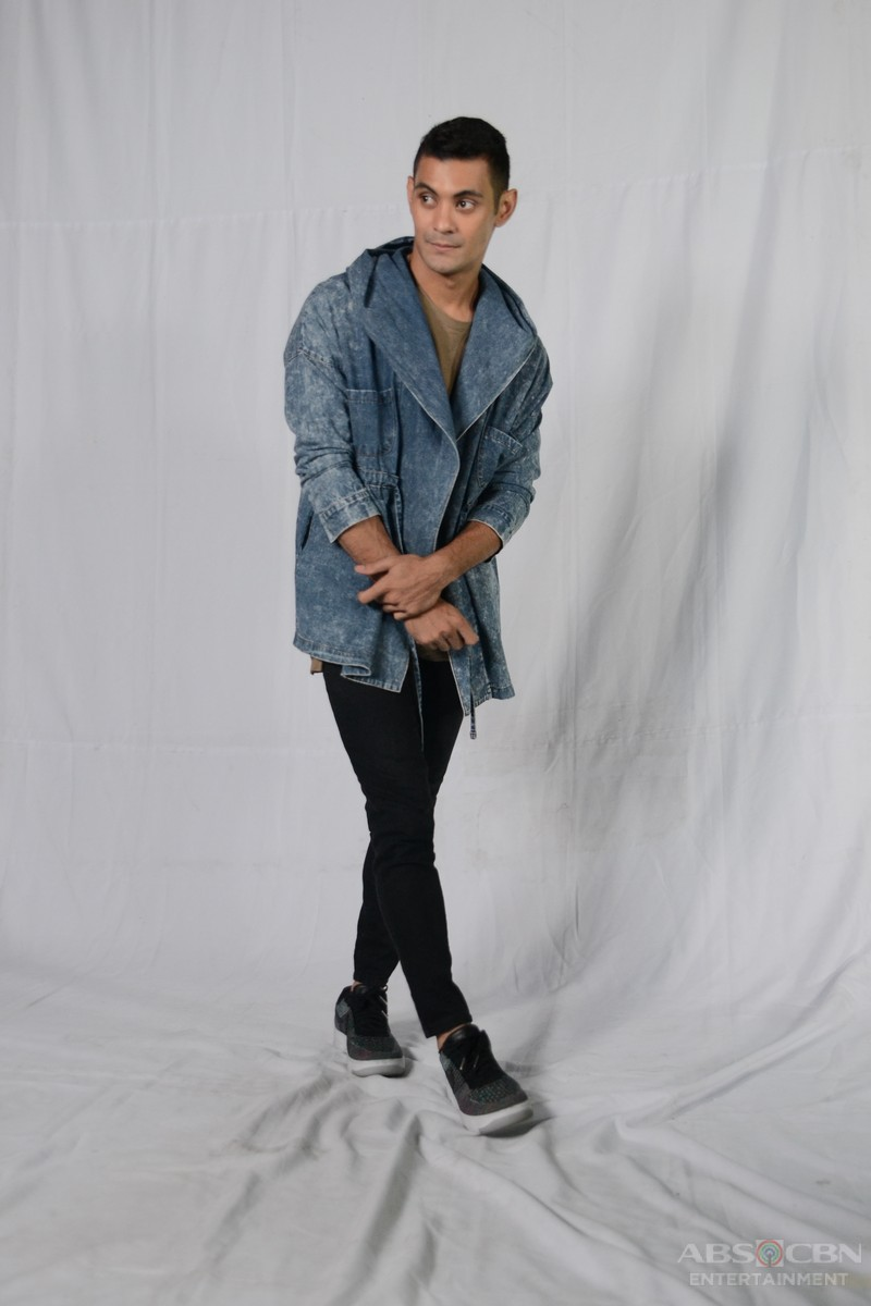 PICTORIAL PHOTOS: I CANdidate Gab Valenciano