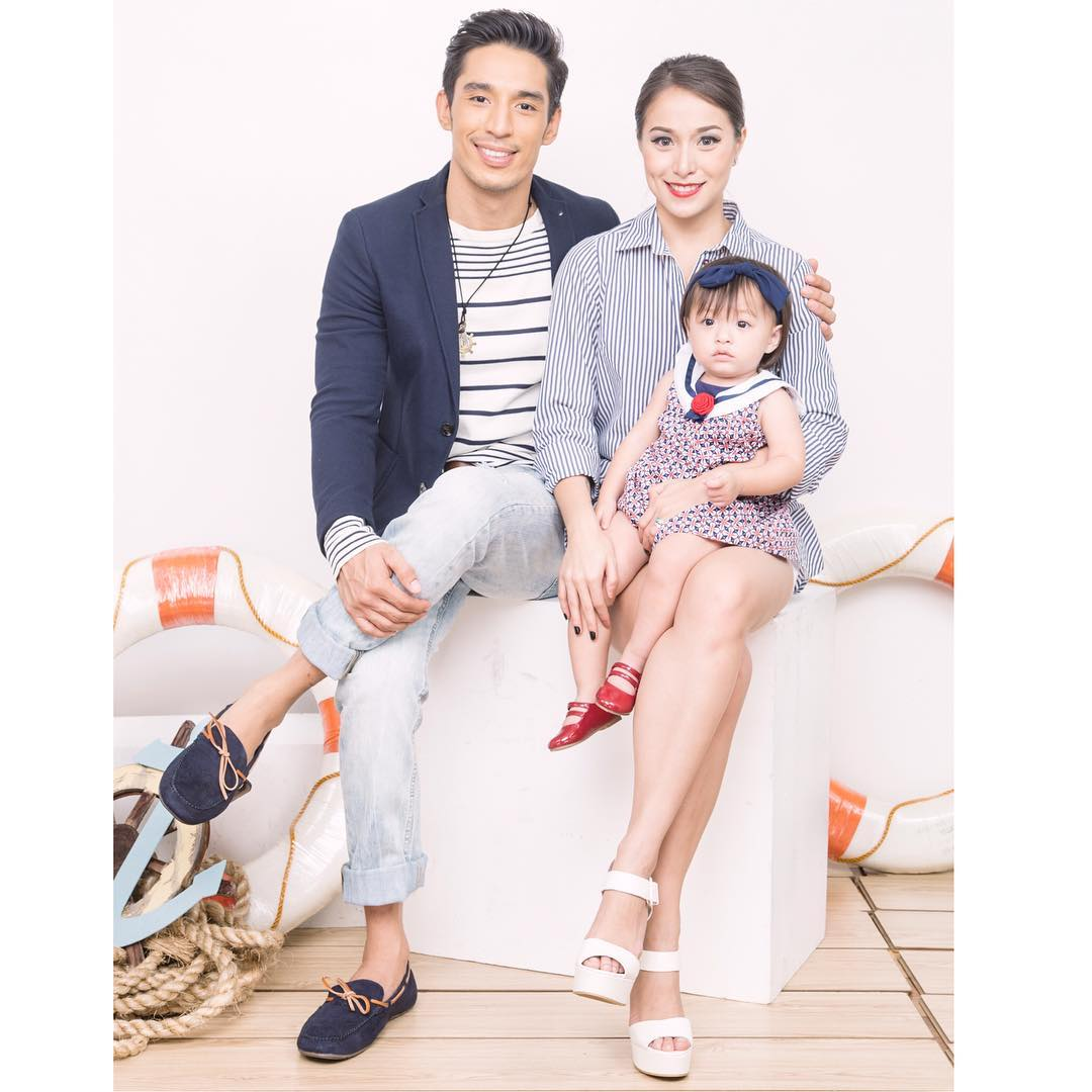 37 times that proved Cristine Reyes got the most stylish family portraits!