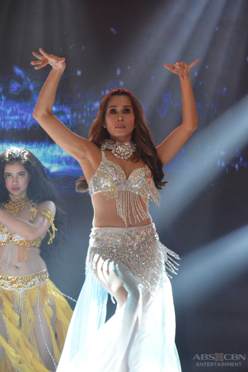 PHOTOS: I Can Do That Hosts and I CANdidates at Ikaw Ang Sunshine Ko, Isang Pamilya Tayo: The ABS-CBN Trade Event