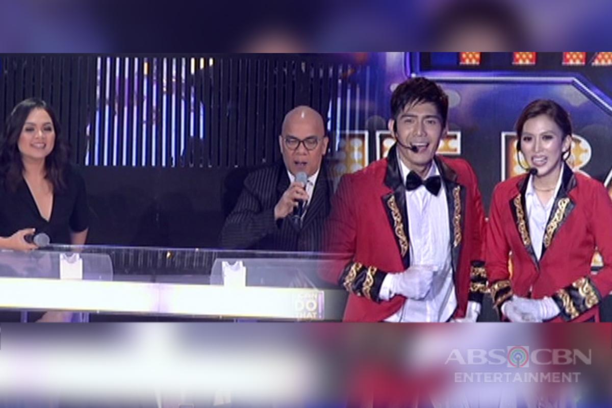 Robi at Alex, hiningi ang paghanga ng mga judges sa kanilang performance Thumbnail