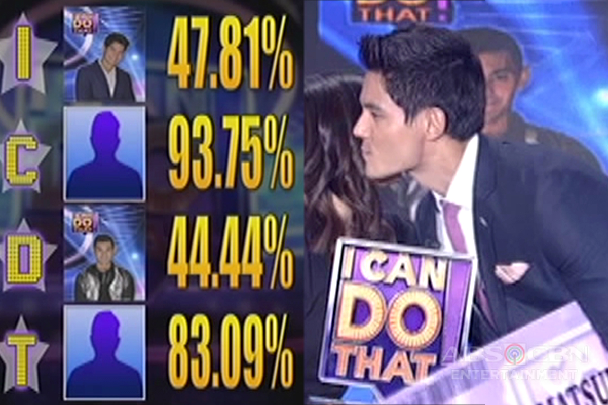 """I Can Do That Finale: Daniel Matsunaga - 3rd Placer"""